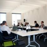 В Сколтехе прошел семинар «Т-система: Возможности применения, управленческие решения»