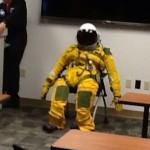 U2 pressure suit
