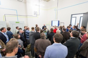 Presentation of the smart microgrids lab and its capabilities.