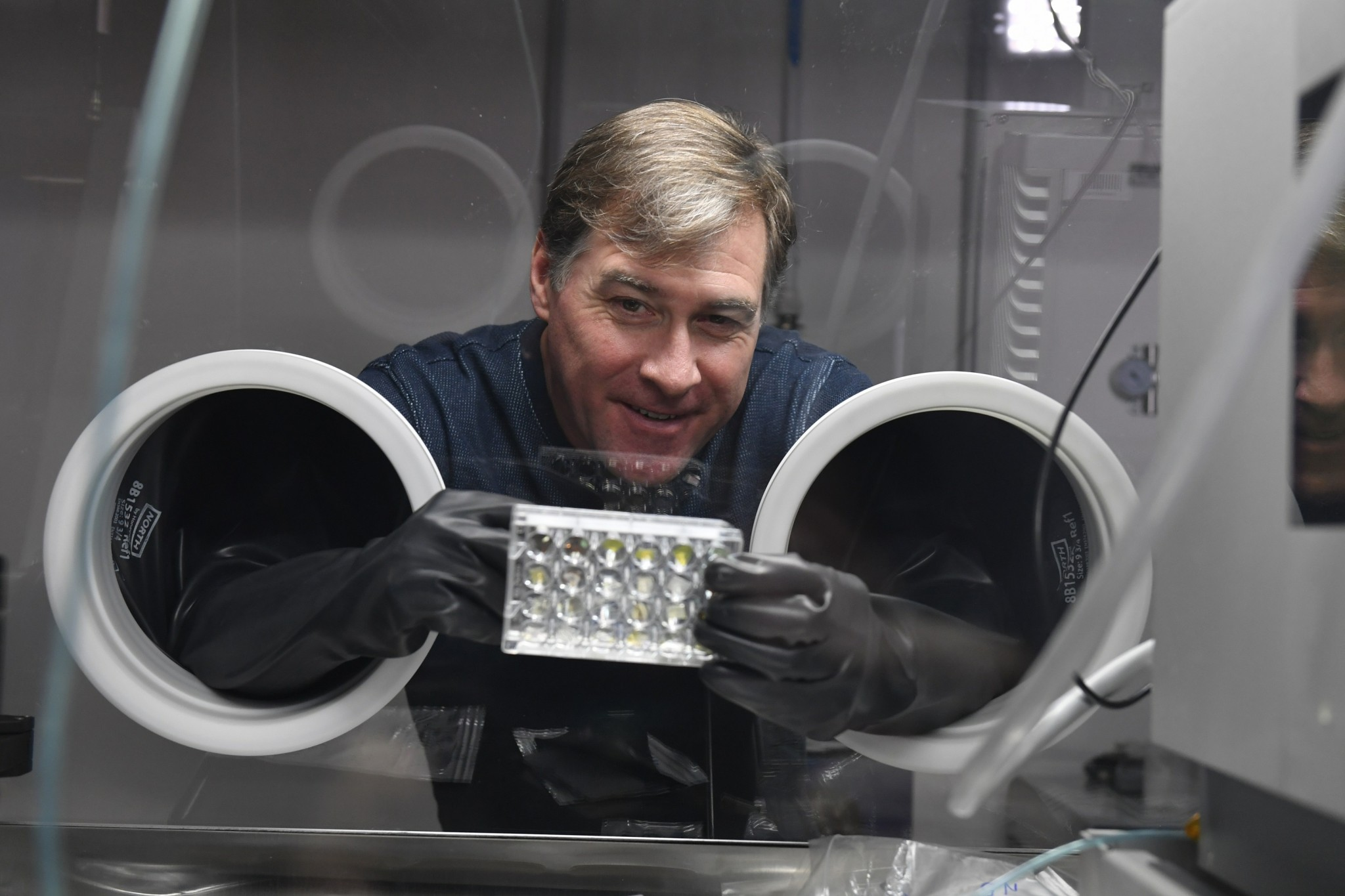 Professor Keith Stevenson, Director of Skoltech's Centers for Energy Systems and Electrochemical Energy Storage. Photo: Skoltech.