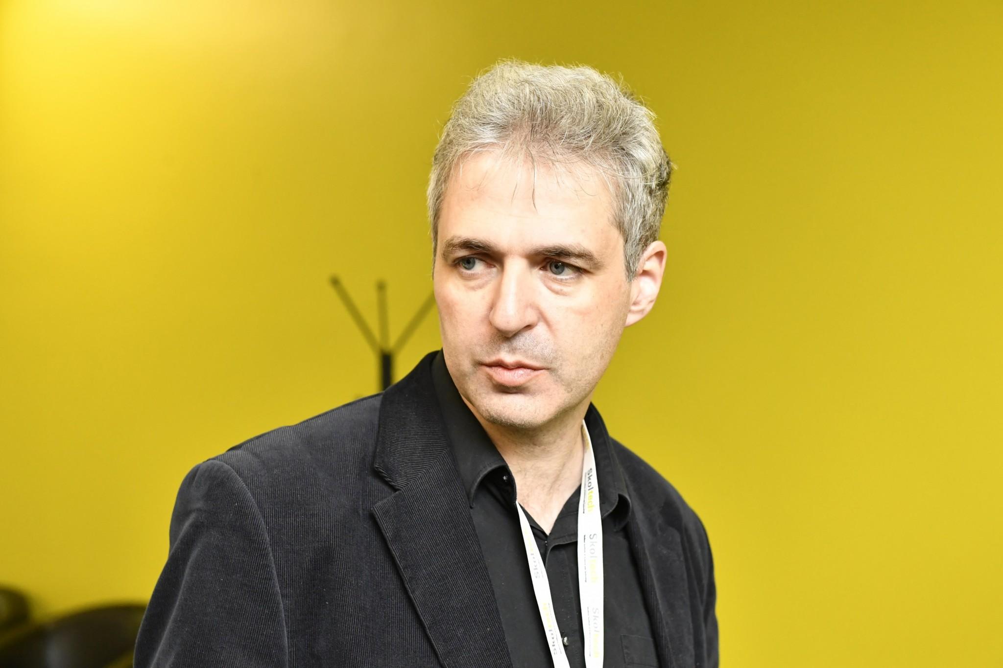 Skoltech Professor Boris Fine. Photo: Skoltech.