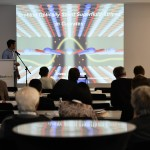 """A rapt audience pictured during hte conference """"Perspectives on High-Temperature Superconductivity."""" Photo: Skoltech."""