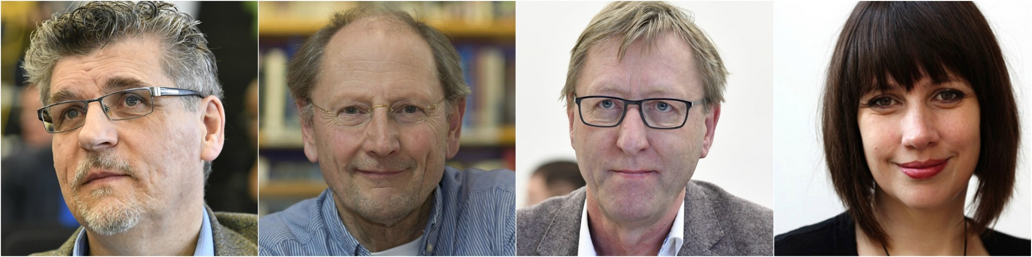Our next four interviewees (from left), Professors Ron Hugo, Frido Smulders and Aldert Kamp, and Senior Lecturer Suzanne Hallenga-Brink. Photos: Skoltech, Delft University of Technology, and The Hague University of Applied Sciences.