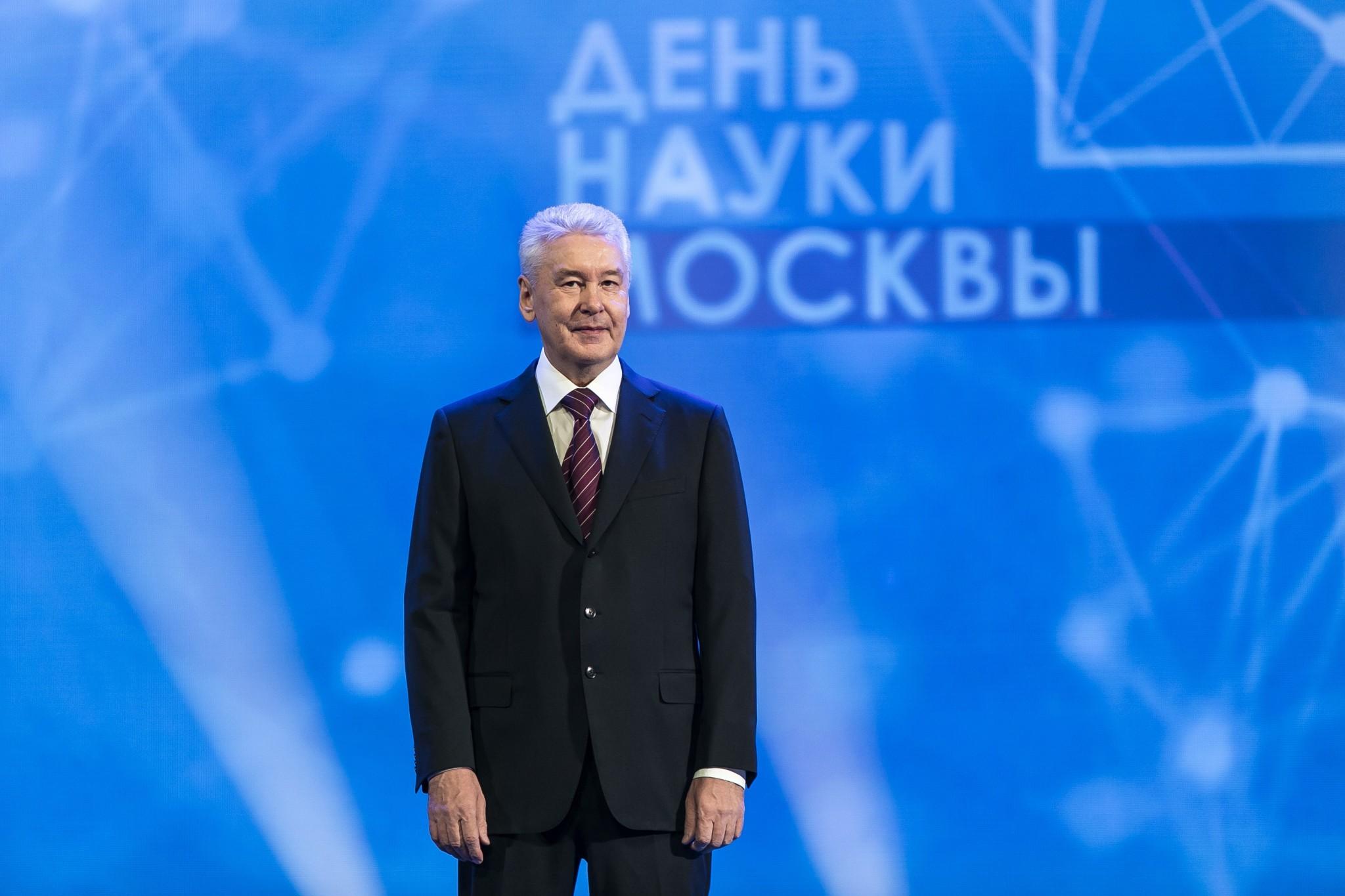 Moscow Mayor Sergei Sobyanin. Photo: DPNN.