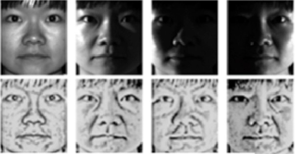 Miura's technology enables robots to recognize faces in a range of lighting conditions. Photo: Toyohashi University of Technology.