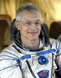 Sergey Zhukov, test cosmonaut, skolkovo space director and guest speaker
