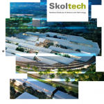 Skoltech Faculty Prospectus Brochure August 2014 cover page