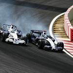 Formula 1 race. Image courtesy of wkjipedia