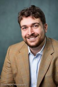 Professor Alessandro Golkar, Skoltech. Photo Susan Young