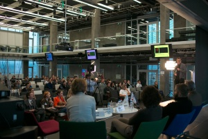 Skoltech Sci Talks: five researchers and thought leaders shared their insights on cutting edge science with the public