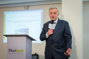 Mikhail Spasennykh, Director of the Skoltech Center for Hydrocarbon Recovery