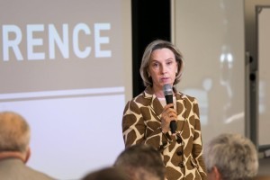 Lyudmila Ogorodova, Deputy Minister of Education and Science of the Russian Federation.
