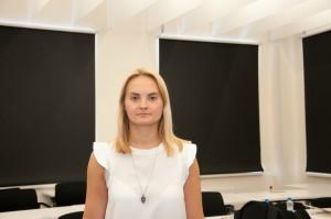 Анна Шарова, младший научный специалист Центра энергетических систем Сколтеха