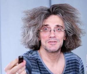 Константин Северинов – профессор, директор ЦНИО Системной биомедицины и биотехнологии Сколтеха (фото: Дарья Лавыш)