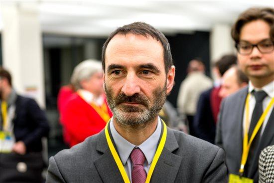 Вице-президент EDF по региону Центральной и Восточной Европы Пьер де Фирмас. Фото Sk.ru