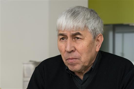 Ильдар Габитов, директор Центра фотоники и квантовых материалов Сколтеха. Фото: Sk.ru.