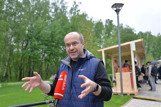 Альберт Ефимов. Фото: Sk.ru