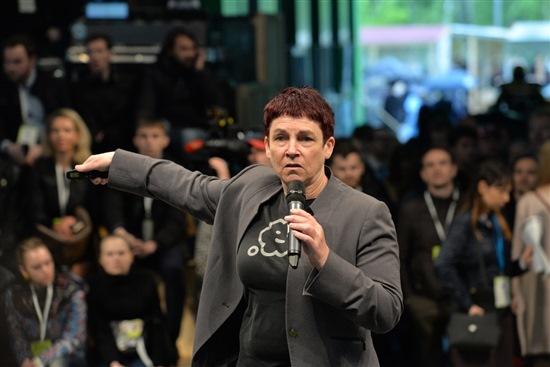 Андреа Кей. Фото: Sk.ru