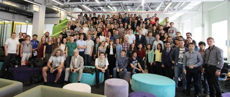 Welcome, Skoltech Class of 2018!