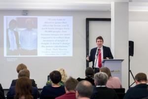 Director of the ENIGMA Consortium, Paul Thompson, Ph.D.