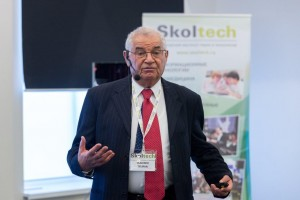 Renowned Russian-American scientist, Skoltech Prof. Vladimir Zelman.
