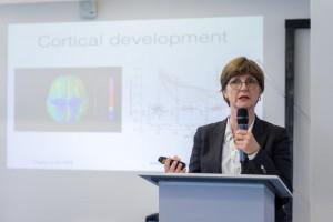 Prof. Hilleke Hulshoff Pol, chair of ENIGMA-Plasticity.