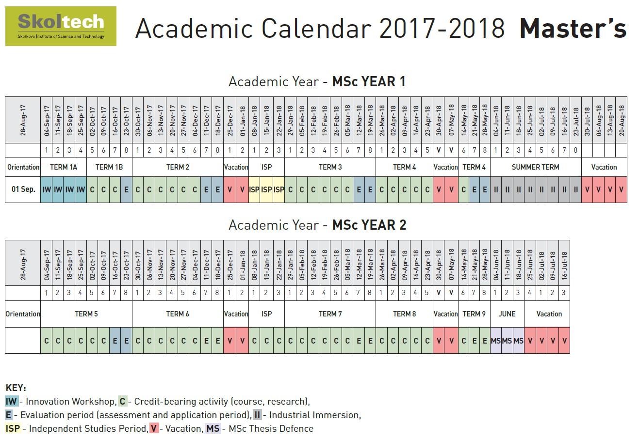 Year Calendar App : Academic calendar for baskan idai