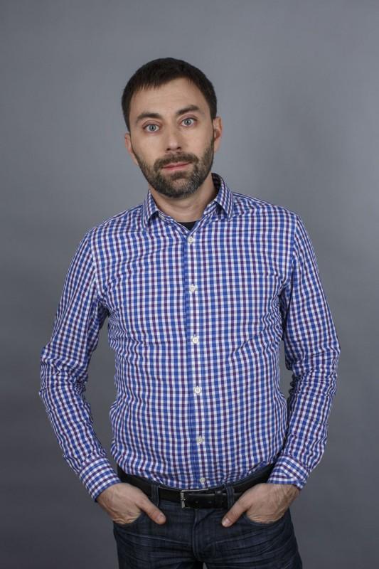 Professor Pervouchine. Photo: Skoltech