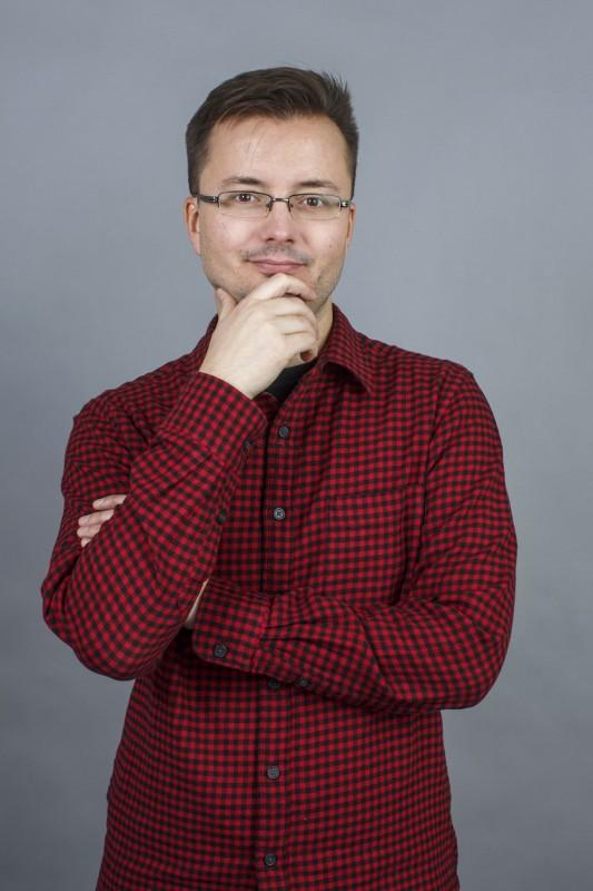 Professor Tekic. Photo: Skoltech