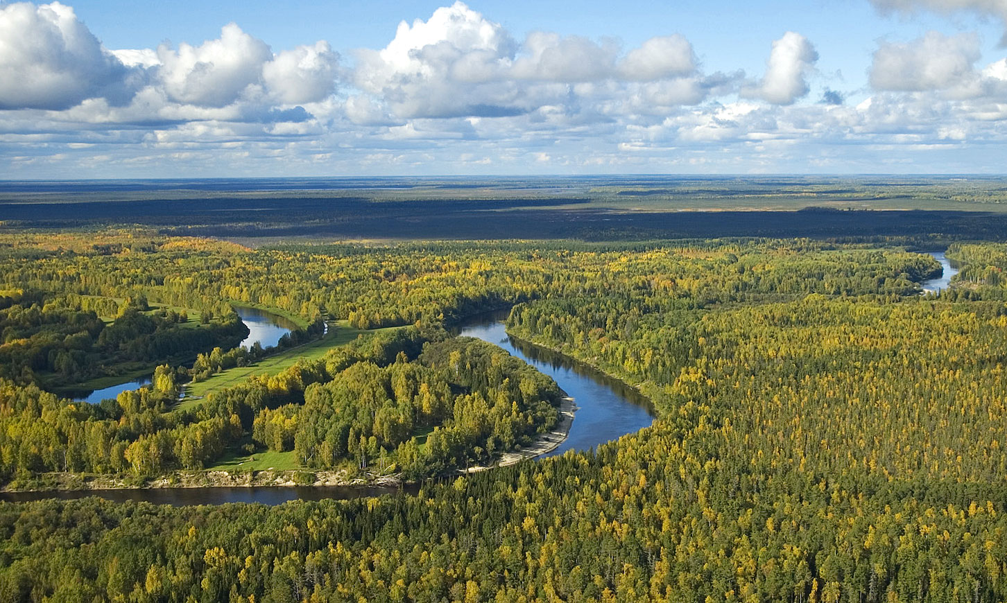 Western Siberia, home to the Bazhenov and Achimov Formations, boasts a wealth of opportunities for hydraulic fracturing. Photo: Vadim tLS Andrianov // Wikimedia Commons.
