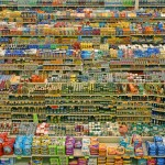 The shelves of a hypermarket. Photo: Lyza // Flickr CC BY-SA 2.0