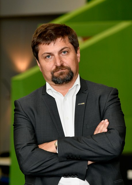 Skoltech Professor Anton Ivanov. Photo: Skoltech.