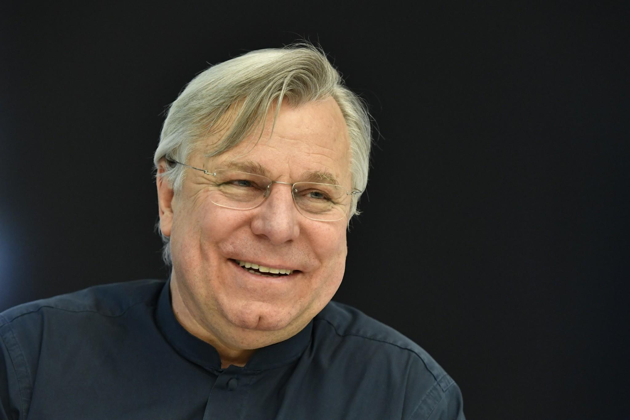 Professor Kelvin Willoughby. Photo: Skoltech.