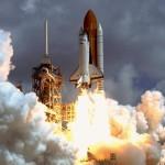 Старт космического корабля «Колумбия», на борту которого французский астронавт Жан-Жак Фавье совершил полет в космос в 1996 году. Фото: НАСА