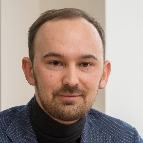 Skoltech Vice President Alexander Safonov. Photo: Skoltech.