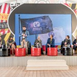 The announcement of the initiative at the Skolkovo Startup Village. Photo: Skoltech.