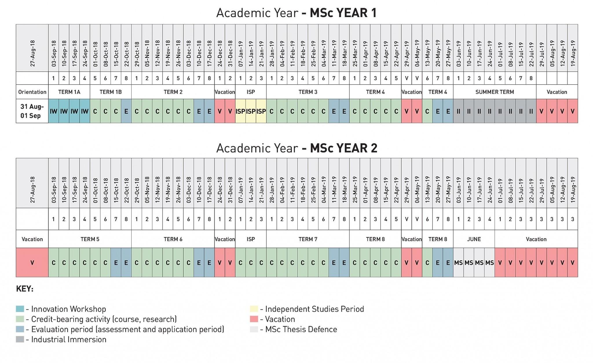 msc_academic_year_calendar_2018-2019