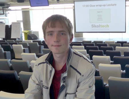 On his choice to study at Skoltech, Alexey Fedoseev says it was important to join a university that works with research projects with a potential for future development.