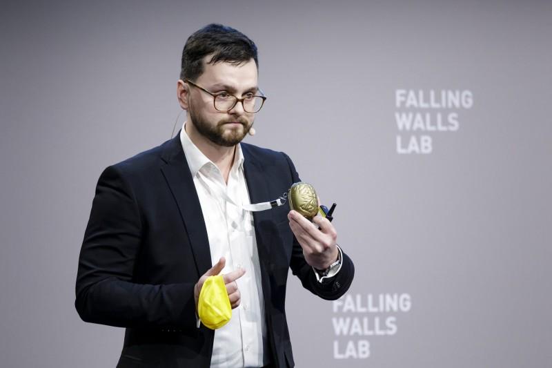 Дмитрий Смирнов. Фото:  Janine Schmitz/ photothek/ Falling Walls
