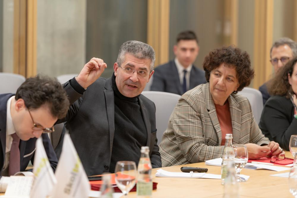 Bruno Sportisse (President of INRIA)