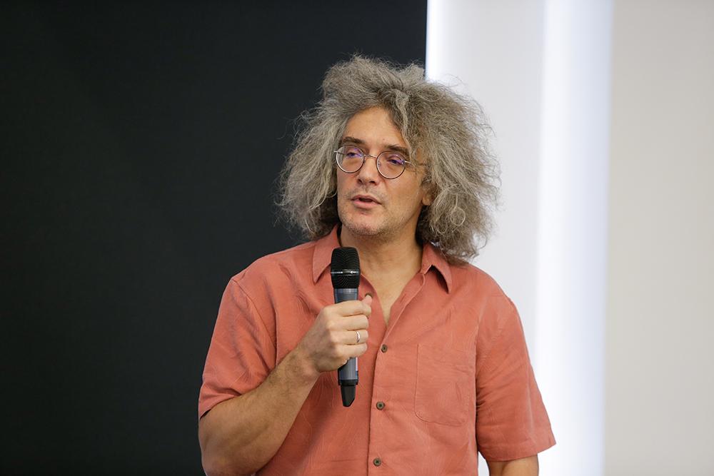 Prof. Konstantin Severinov, Director of Skoltech Center of Life Sciences