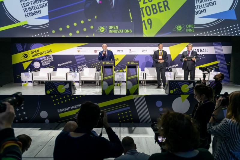 Председатель Совета директоров Фонда «Сколково» Виктор Вексельберг. Фото Тимур Сабиров / Сколтех