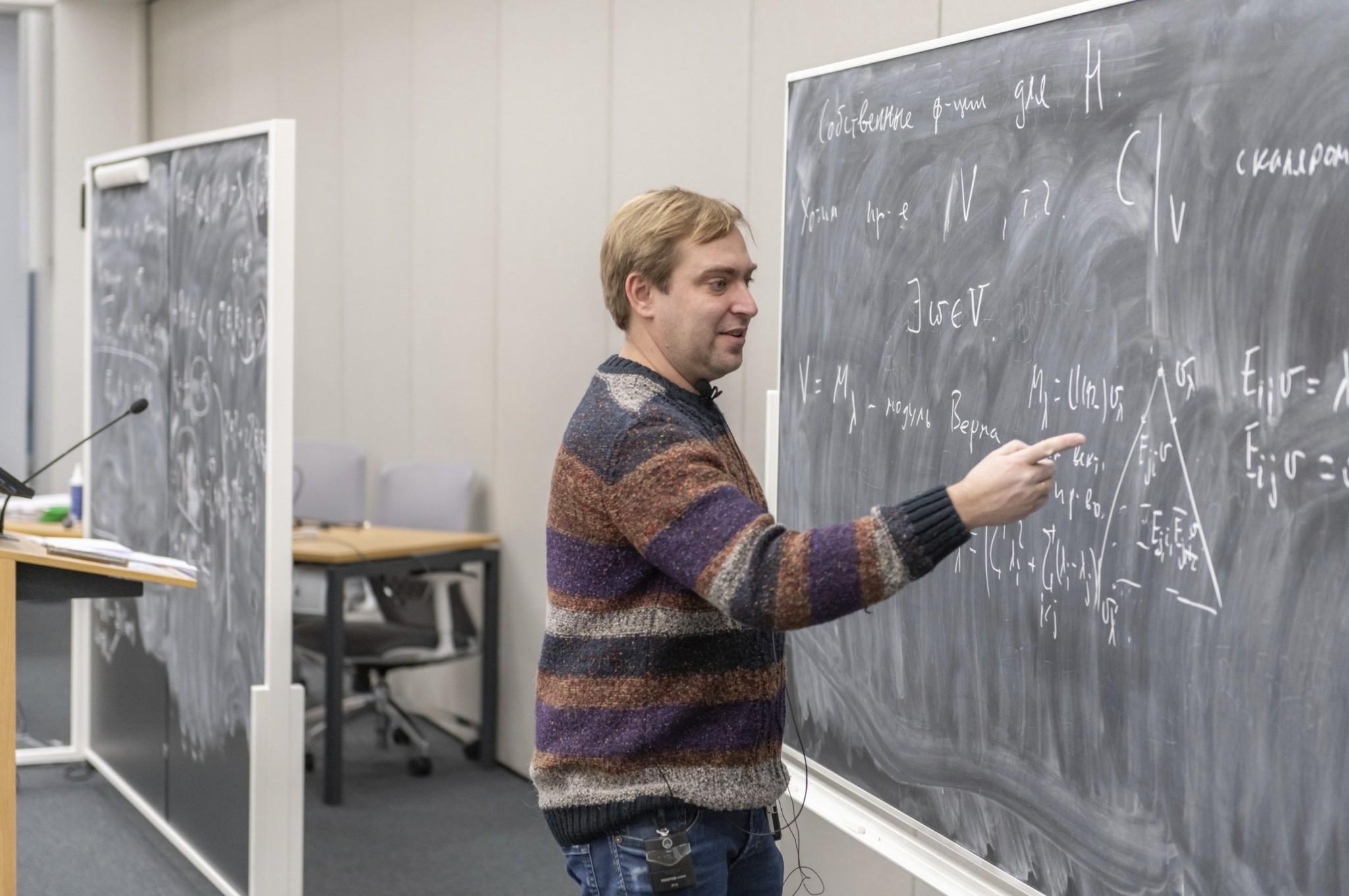 Леонид Рыбников. Фото: Сколтех