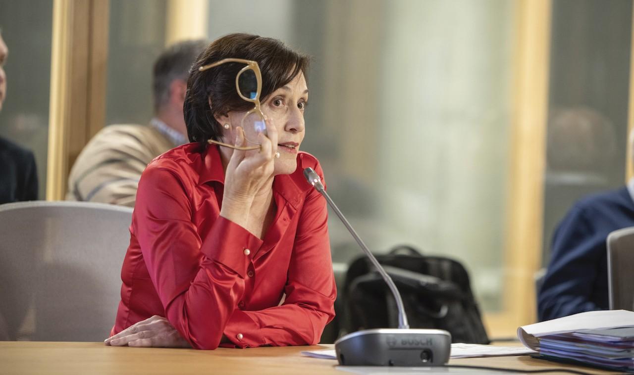Anna Derevnina, the Dean of Education