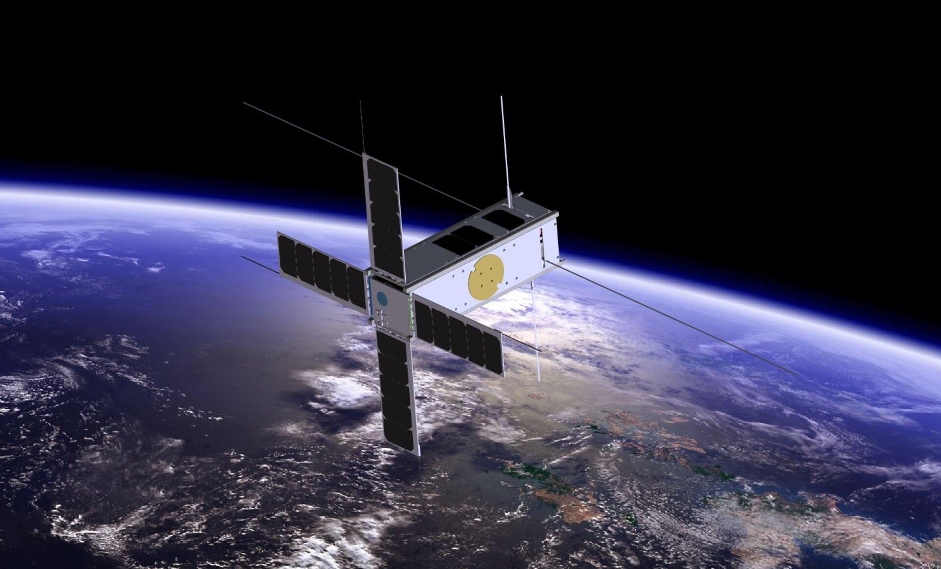 PICASSO CubeSat