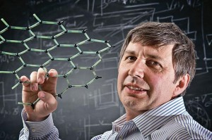 Professor Andre Geim. Photo credit: Scientific Russia
