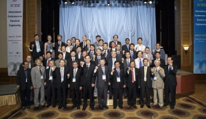 ICEE Conference in Jeju, South Korea. Panel session on proposed northeast Asian super-grid