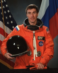 Dr Sergey A. Krikalev, comsonaut and guest speaker at Skoltech
