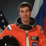 Dr Sergey A. Krikalev, record holding comsonaut and guest speaker at Skoltech