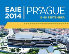 EAIE Conference 2014 Prague - logo